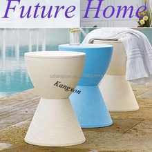 Combination Creative price plastic step fancy stool