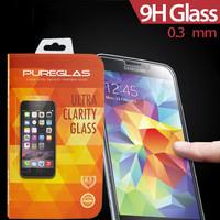 Pureglas glass screen skin protector for samsung galaxy s5 mini tempered screen cover