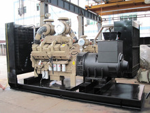 power plant of 1800KVA magnetic diesel generators with 30% discount and 4012-46G3A engine for sale