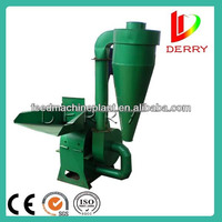 easy move branches of agriculture crusher for straw