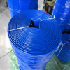 polyurethane textile reinforced flat lay pipe