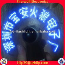 Manufacture Cheapest Hand Electric 16 Inch Box Fan With Led Mini Message