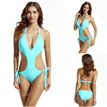 Wholesale High Quality Pretty One Piece Swimwear Swimsuits For Women