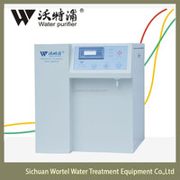 Wortel 40 L/H (type: PT-1840) Hospital clinical room pure water use detection analysis ancillary facility pure water