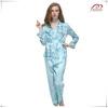 2015 silk sleeping wear suit women silk dress
