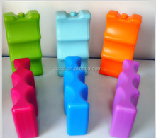 reusable Ice Cooler Boxes Food Grad , Ice Bricks,Freezer Ice Box for milk ,beer ,can ,wine