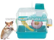 UW-SPA-002 HOT Sell new design Light-green samll animal Cage For Hamsters & Rat & Small Mouse,hamsters house,hamster cage