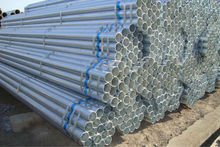 high qulity galvanized steel pipe/tube hot dip emt