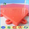 Indoor pure color pp interlocking floor plastic floor