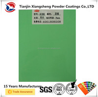 epoxy polyester powder paint for metal surface treatment