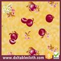 Mantel de plástico es uvas paño redondo / cuadrado