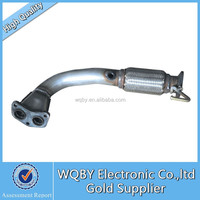 Stainless Steel Muffler Silence for JOY LONG Front&Rear Exhaust System