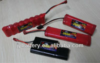 RC car battery pack nimh sc 3800mAH 9.6v