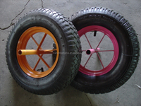 Pneumatic Rubber wheelbarrow tyre 4.80/4.00 8