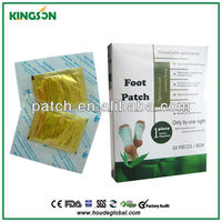 HODAF body pure toxin removal healthy slimming foot patch