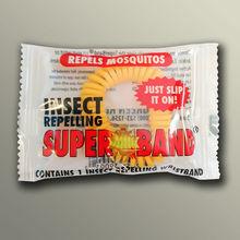 natural citronella mosquito repellent bracelet