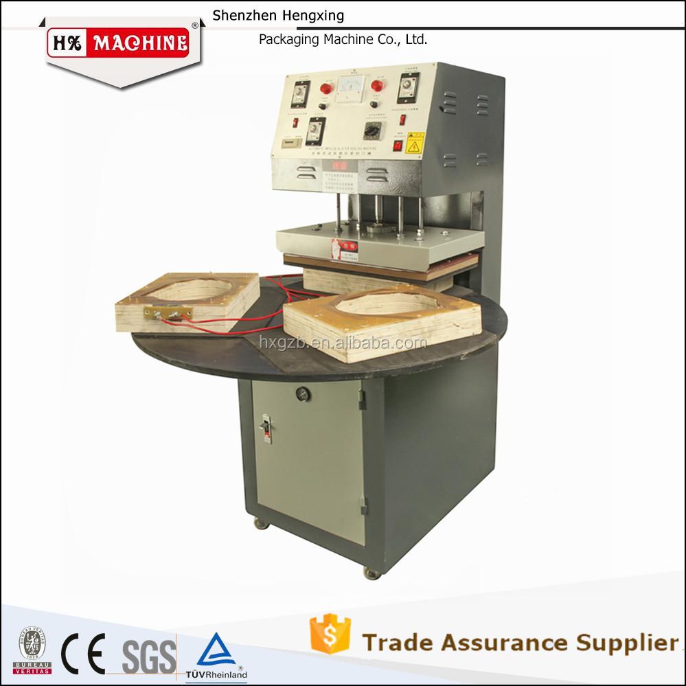 plastic heat sealing machine
