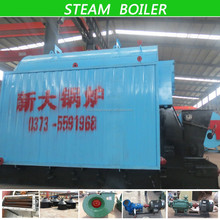 Automatic Petroleum Coke Steam Boiler different volume for sale