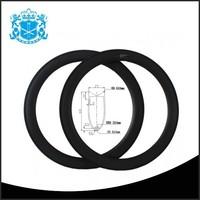 Surface treatment 3K/UD;matt/glossy erd 544mm 50Clincher chinese carbon wheels