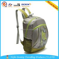 fashionable trendy custom school backpack production