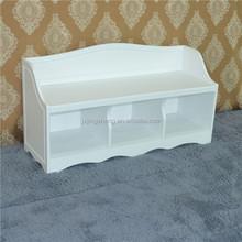 Retro blanco venta caliente tradicional madera gabinetes para sala de estar