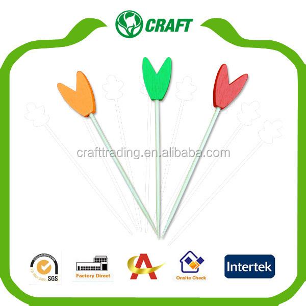 Promotion Lovely Bamboo Decorative Sticks & Picks