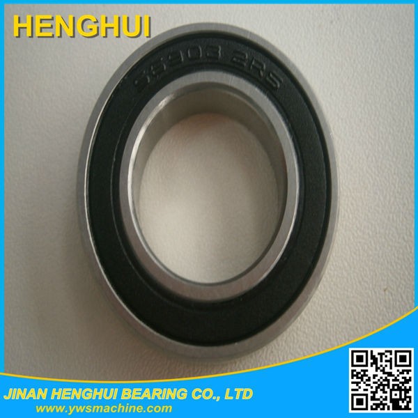 Low Noise High Speed Full Ceramic Zro2 Bicycle Bearing