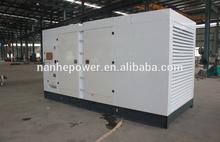 Profesional de china de fábrica del precio razonable diesel portátiles silenciosa geneator