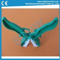 Disposable Medical Sterile Umbilical Cord Clamp and Scissors