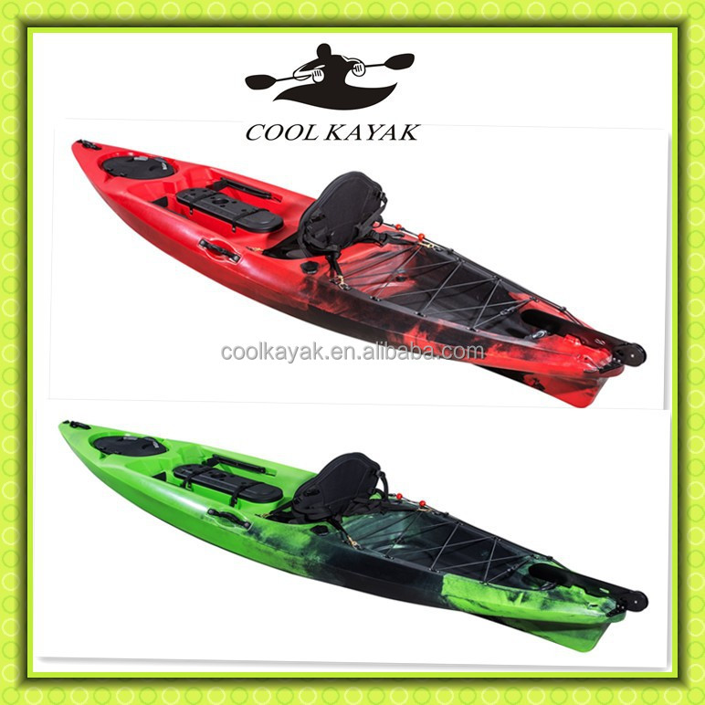 Stand Up Fishing Kayak With Pedals And Paddle Boards View