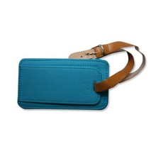 Luggage Tag Leather