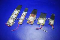 Scrubber ultrasonic transducer