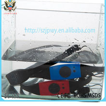 2015 Christmas gift 100% waterproof mp3 player with bluetooth mp3 downloads quran high quality swimming waterproof mp3