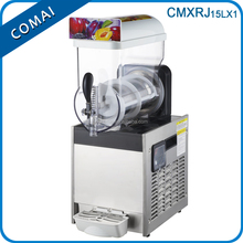 batch yogurt freezer,15l capacity treble tank frozen slush machine,15l slush machine
