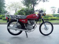 Africa Hot Sale street motorcycle 125cc for cheap sale