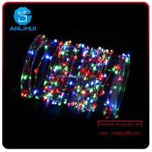 Christmas led lights 6V WARM WHITE LED coiling block String fairy