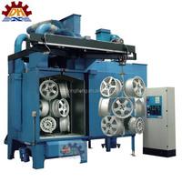 leading Hook type, Hanger type shot blasting machine, energy saving, CE,ISO9001 certified