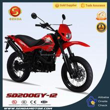 Classical 200CC 250CC dirt bike motorcycle SD200GY-12