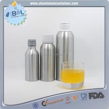350ml Oblate Rounded Aluminum Wine Bottle