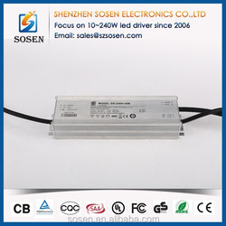 Good quality 240W high power constant current led power supply