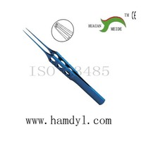 straight toothed forceps for veterinary