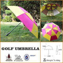 Nice rain and golf umbrellas with UV protection