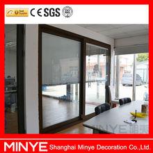 High quality automatic glass sliding door/auto sliding glass door/commercial automatic sliding glass doors