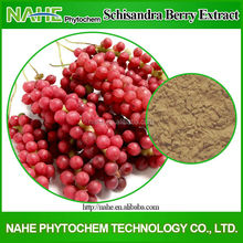100% Natural Herb Plant Extract Schizandrae Chinensis Extract
