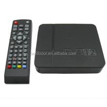 China Wholesale cheap Mini Terrestrial Receiver HD DVB-T2 Set Top Box, Support USB / MPEG4 /H.264(Black)