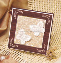 Super quality export branded wooden wedding invitations card