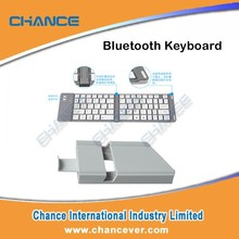 High Quality Foldable Bluetooth Keyboard with Holder