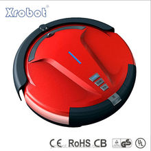 Hot intelligent robot vacuum cleaner, with anti-drop system