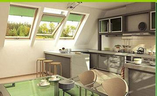 professional design dome skylight windows for roof design