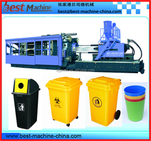 professional and stable plastic Trash making machine/injection molding machine